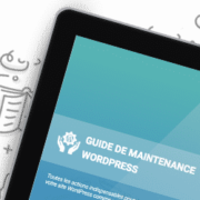 Contrat de maintenance WordPress