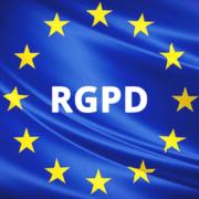 Conformité RGPD, formulaire de collecte d'emails